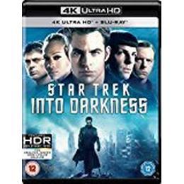 Star Trek Into Darkness [Blu-ray] [2017]